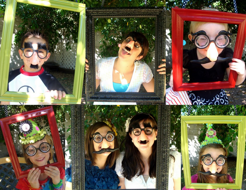 Fun Carnival Party Ideas on { lilluna.com } Everyone is sure to have fun!!