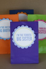 Big Brother and Big Sister Prints