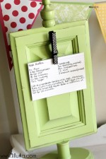 Recipe Holder Gift Idea