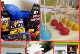 5 Father's Day Gift Ideas! Sweet gifts to give to Dad or Grandpa on Father's Day! { lilluna.com }