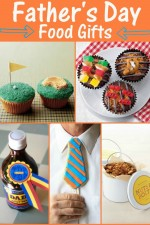 Father's Day FOOD Gifts - lots of ideas for yummy treats to give to dad on Father's Day! { lilluna.com }