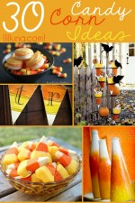 30 Candy Corn Ideas - from recipes to decor! ALL super fun and festive!! { lilluna.com }
