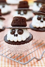 Halloween Cupcakes Part 2