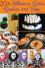 20+ Halloween Desserts