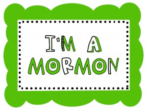 22 Designs of I'm a Mormon BUTTONS to add to your blogs and websites! { lilluna.com }