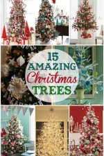 15 Amazing Christmas Trees