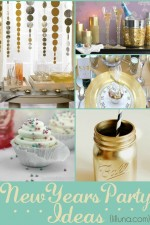 10+ New Years Party Ideas
