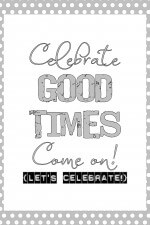 2012 New Years Printables
