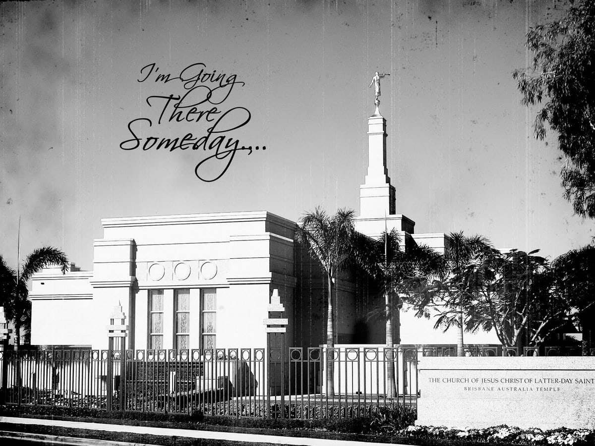 mormon church brisbane