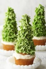 15+ Christmas Cupcake IDEAS