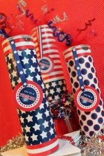 Fourth of July Firework Favors
