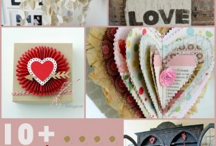 10 Valentines Crafts for the holiday season - SOOO adorable!! { lilluna.com }