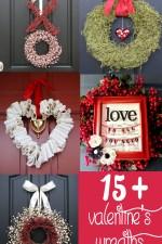 15+ Valentines Day Wreaths