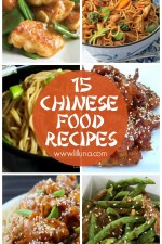 15+ Chinese Food Recipes