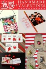 25+ Handmade Valentines Ideas
