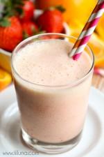 Orange Juice Smoothie