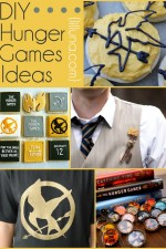 12 DIY Hunger Games Ideas for all The Hunger Games fans! { lilluna.com }