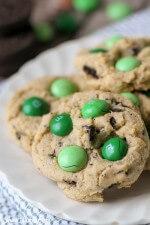 Mint M&M Oreo Cookies