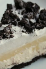 Oreo Pudding Pie Recipe