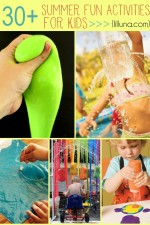 30 Summer Activities for Kids