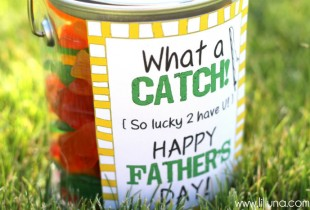 Father's Day What a Catch Pail 4-001