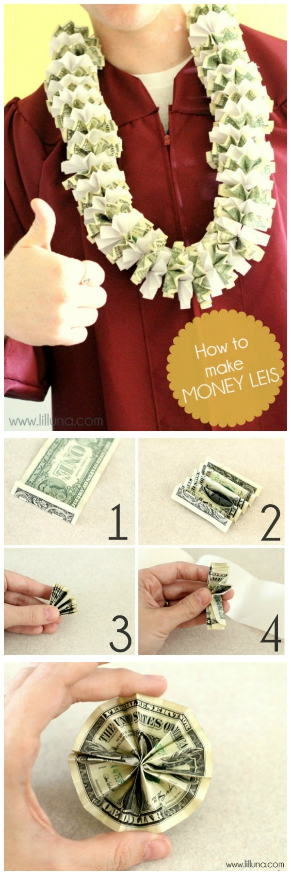 How To Make Money Leis