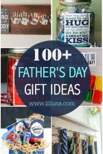 100+ DIY Father's Day Gift Ideas