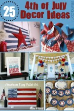 25+ Fourth of July Decor Ideas