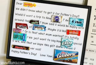 Father's Day Candy Bar Poster-001