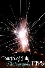 Fireworks and Sparklers Photography Tips