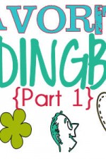 Favorite Free Dingbats – Part 1