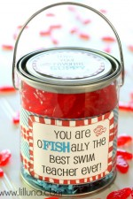 Swim Teacher Appreciation Gift - 7