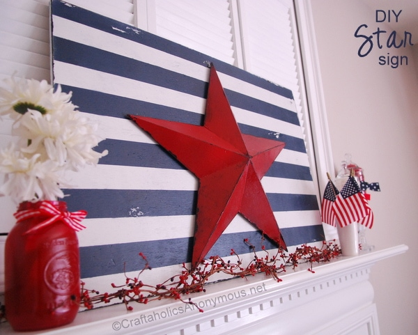4th of July Decor Ideas - tons of AMAZING decorations for that time of year! { lilluna.com }