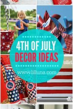 25+ 4th of July Decorations