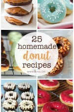 25 Homemade Donut Recipes