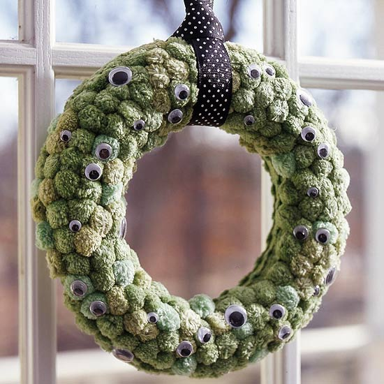 Best DIY Halloween Wreaths