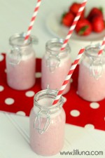 Pudding Milkshake - oh yum!!