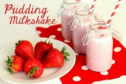 Pudding Milkshakes - our favorite family treat!