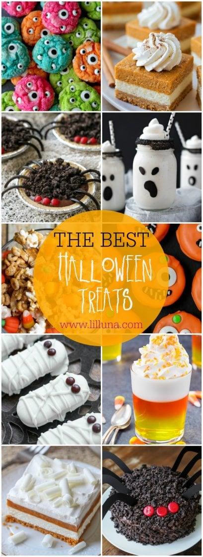 50 Halloween Treats