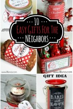 10 Easy Christmas Gift Ideas