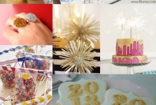 20+ New Year's Party Ideas on { lilluna.com }