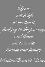Find Joy in the Journey Print