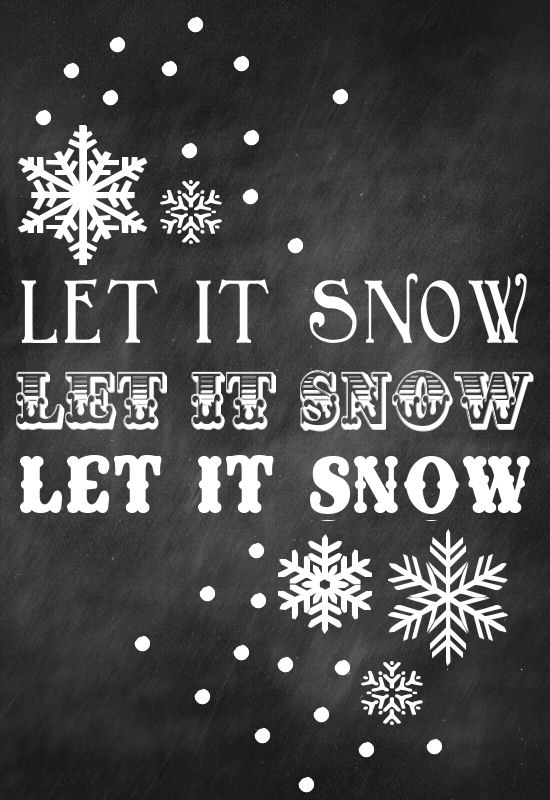 Let It Snow Tags on { lilluna