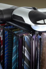 The Sharper Image - Motorized Tie Rack