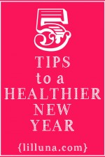 5 Tips to a Healthier New Year