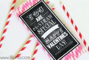 You are Ex-STRAW Special Valentine. Free print on { lilluna.com } #valentines