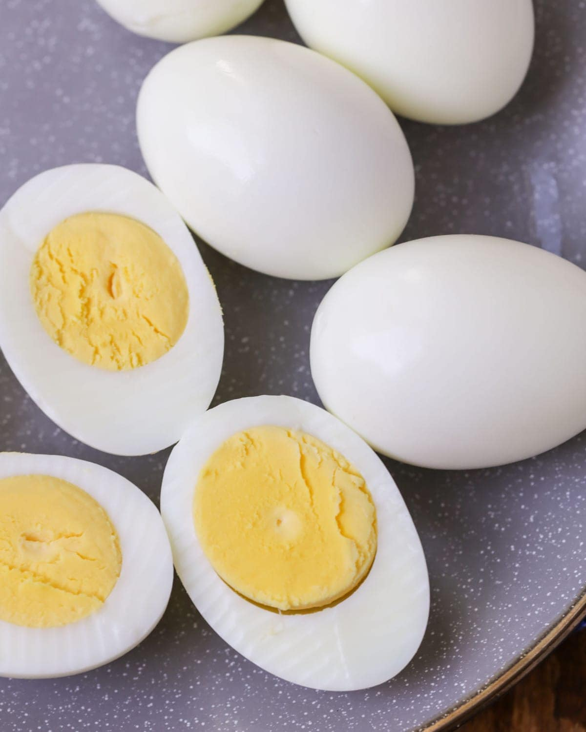 Perfect Boiled Eggs