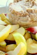 Apple Brickle Dip - YUMMY!!