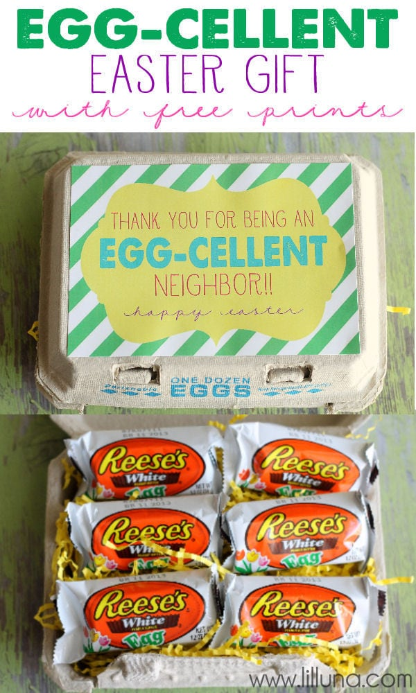 Egg cellent easter gift negle