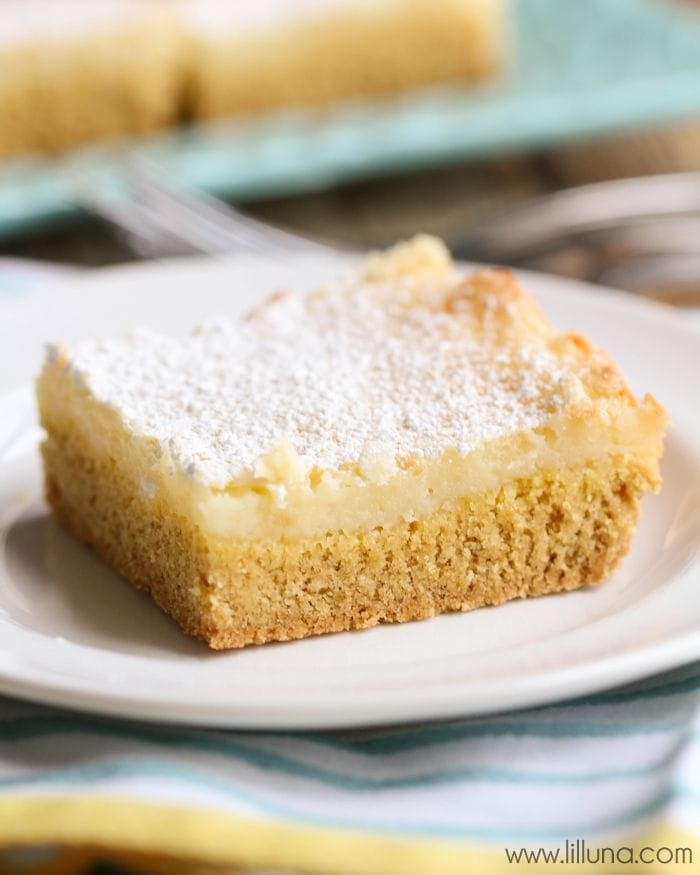 Philadelphia Cream Cheese Gooey Butter Cake Recipe